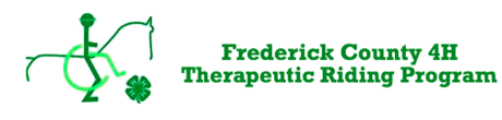 Frederick County 4H Therapeutic Riding Program